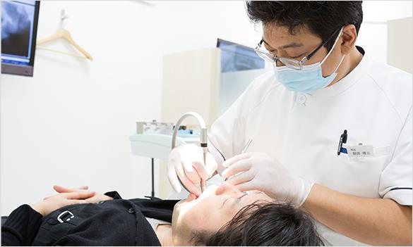 地域No1の歯科医院を目指して 患者さんと二人三脚の治療